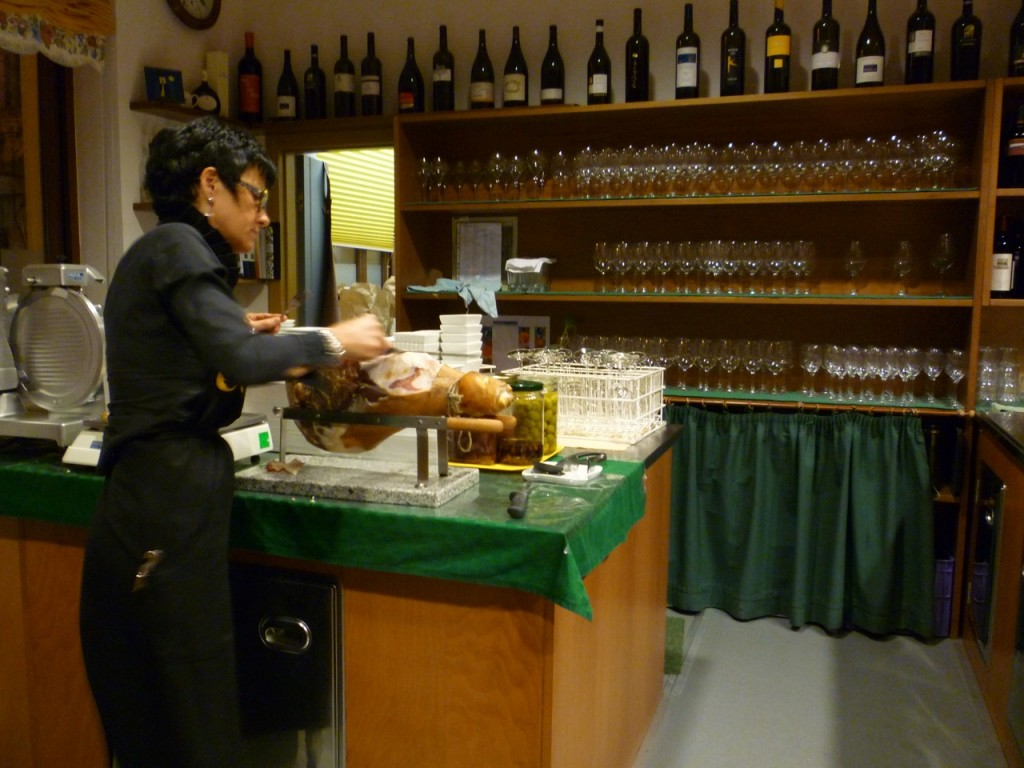 Proprietor at Enoteca - italiaoutdoors italy cycling and wine tours