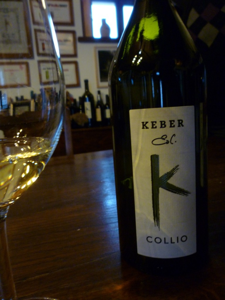 Keber Collio Bianco - Italiaoutdoorsfoodandwine dolomites bike tours
