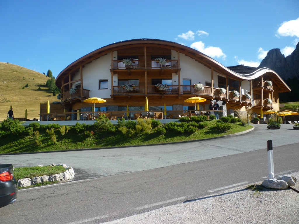 exterior chalet gerard cycling tours europe italiaoutdoorsfoodandwine