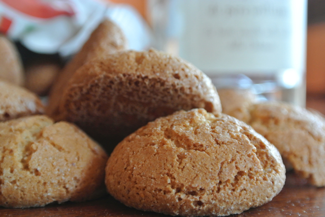 ... amaretti cookies amaretti biscuits just out of chewy amaretti cookies