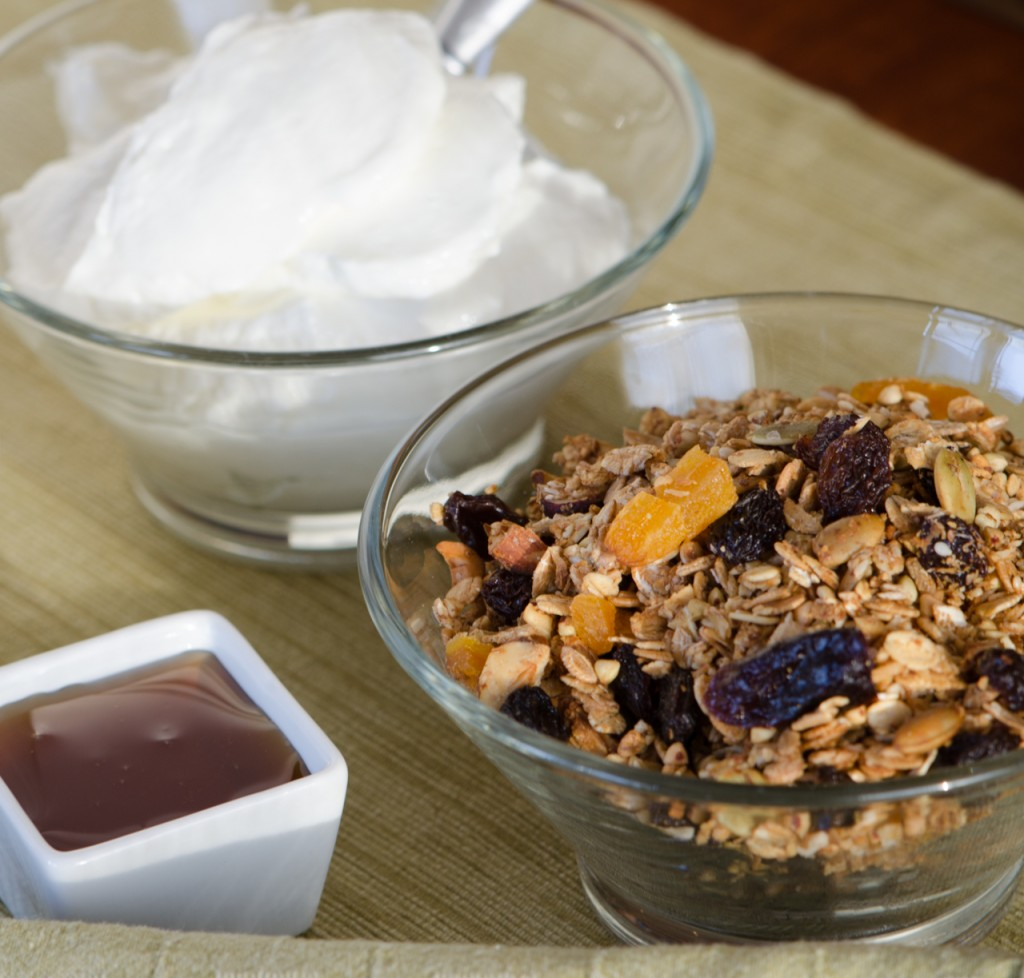 yogurt granola cycling holidays europe italiaoutdoors food and wine