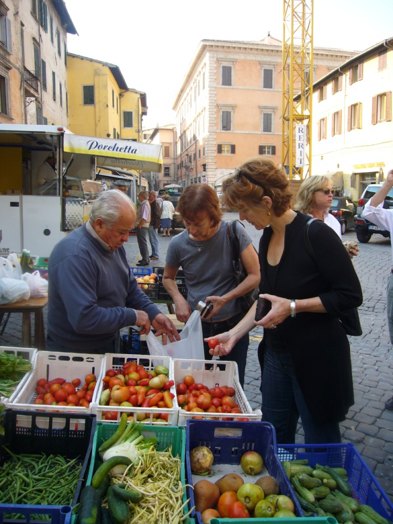umbria food market bike tours italy