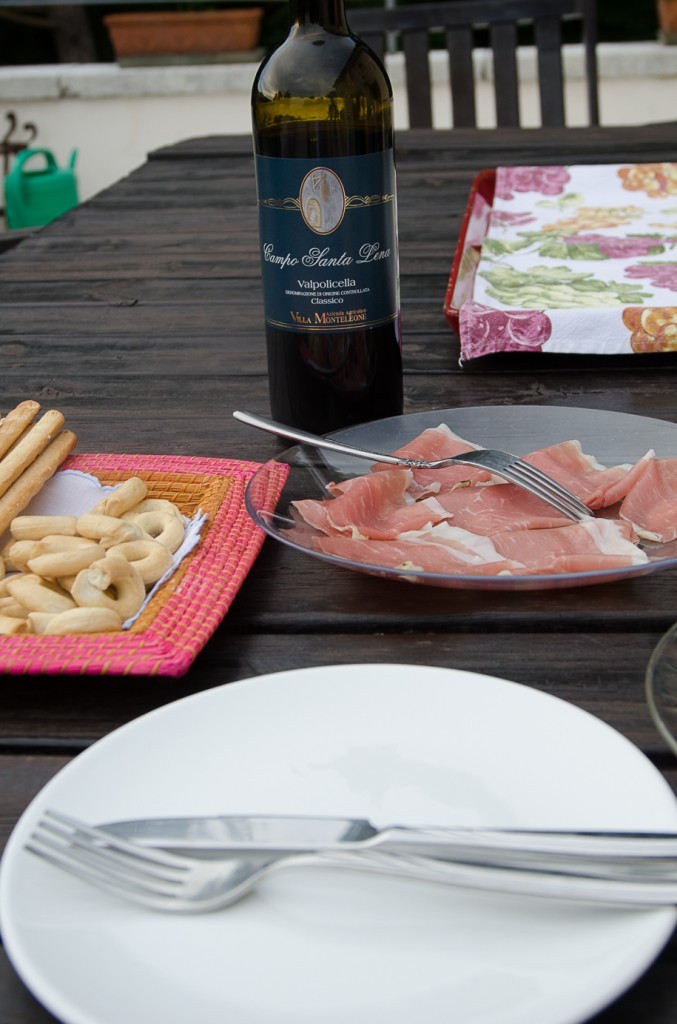 antipasti and valpolicella wine bike tours italy italiaoutdoors food and wine