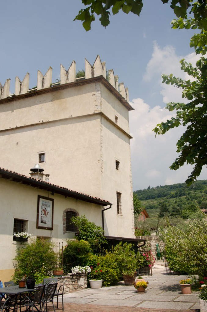 corteforte tower wine cycling tours italy italiaoutdoors food and wine