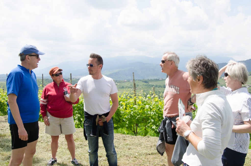 marco and group wine bike tours italy italiaoutdoors food and wine