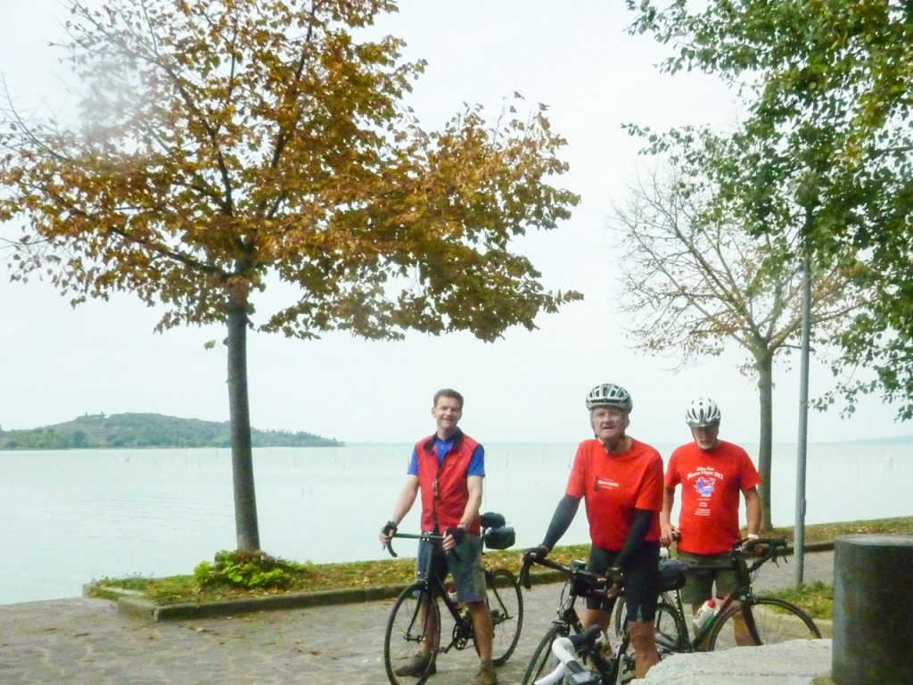lake trasmino private cycling tours italy italiaoutdoors food and wine