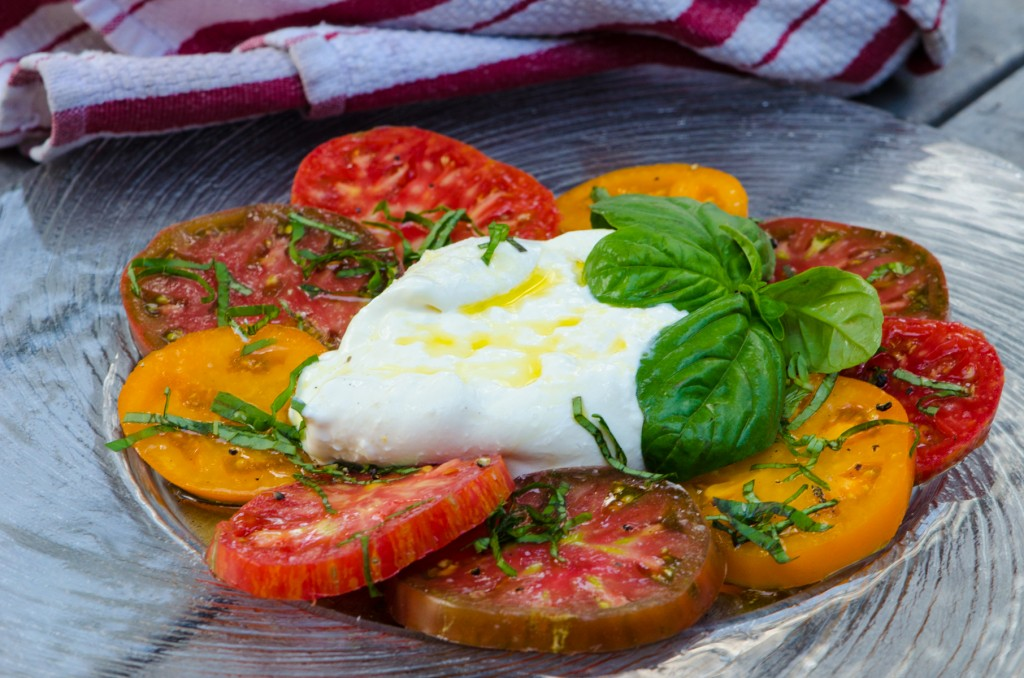 caprese insalata full bike tours italy