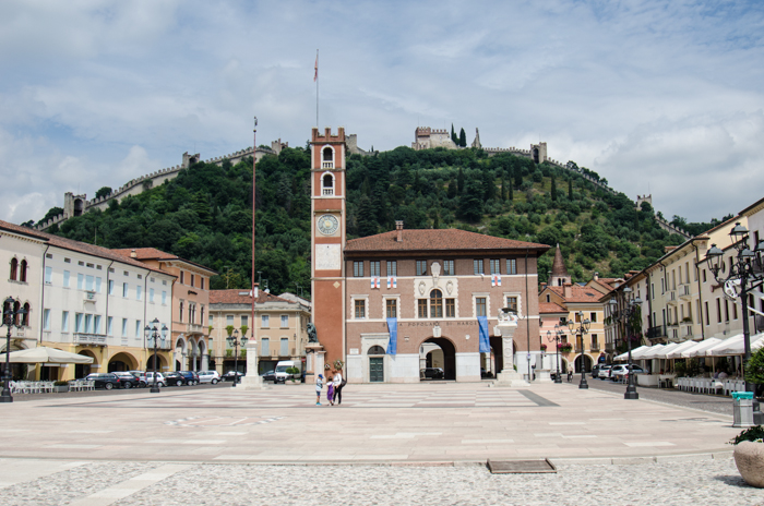 main piazza marostica walking tours italy