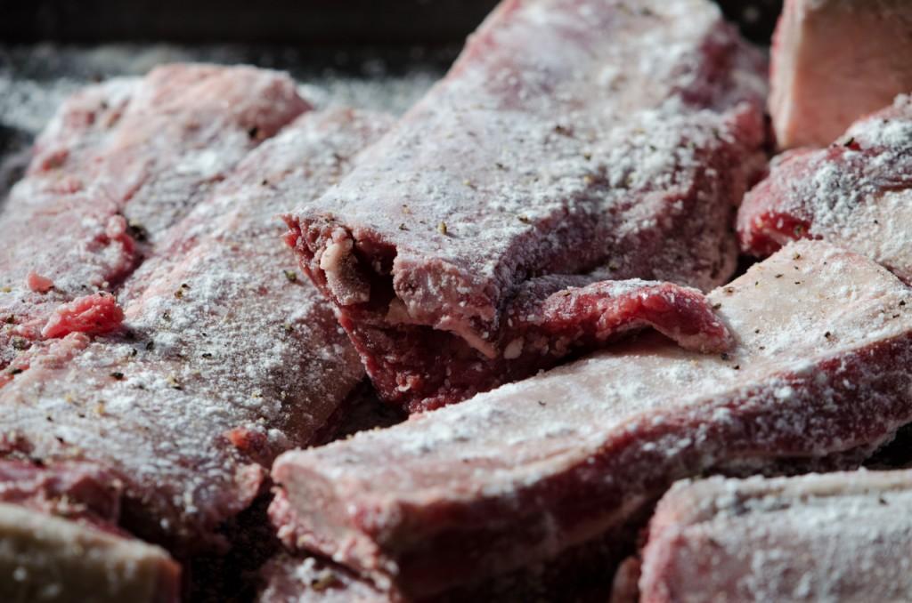 short ribs ski holiday dolomites italiaoutdoors food and wine