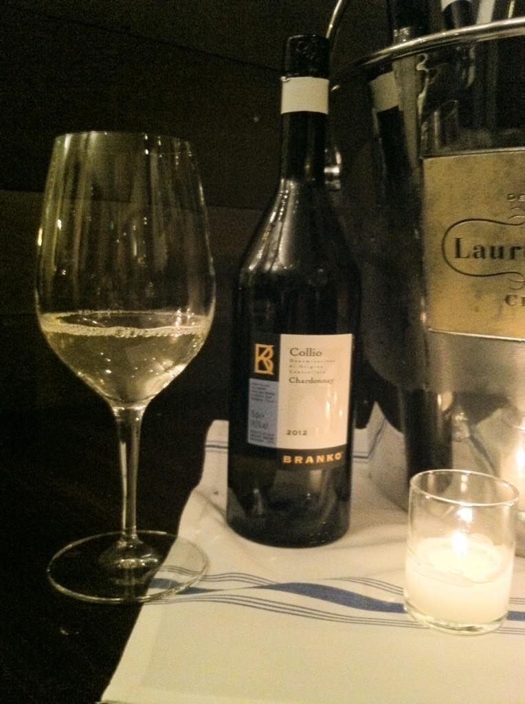 branko chardonnay cycling holidays dolomites italiaoutdoors food and wine