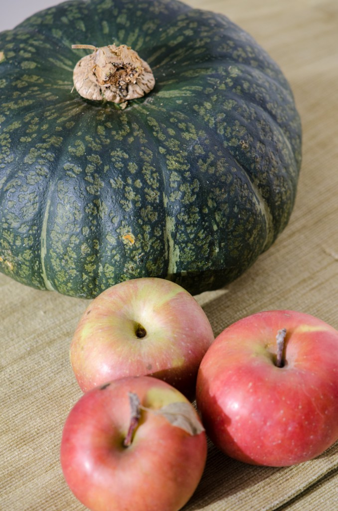 pumpkin and apples italiaoutdoors food and wine