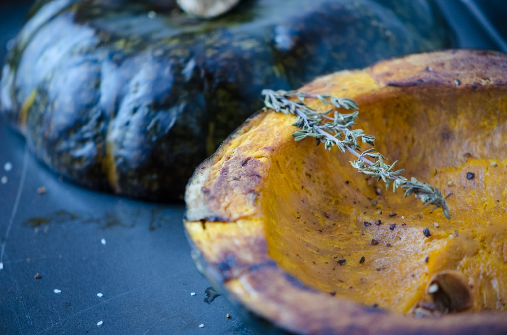 pumpkin roasted private bike tours dolomites italiaoutdoors food and wine