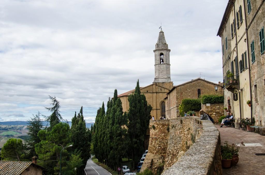 pienza italy bike tours tuscany italiaoutdoors food and wine