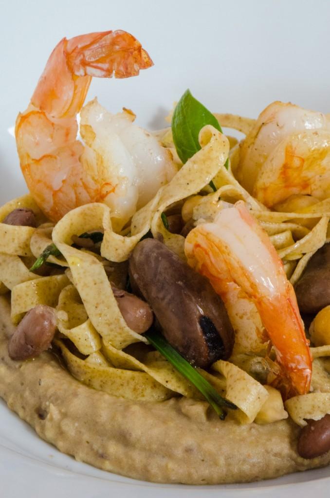 tagliatelle con spinaci Italy ski holidays italiaoutdoors