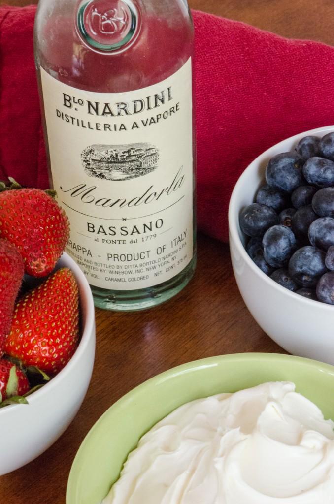 mascarpone grappa berries bike tours italy italiaoutdoors