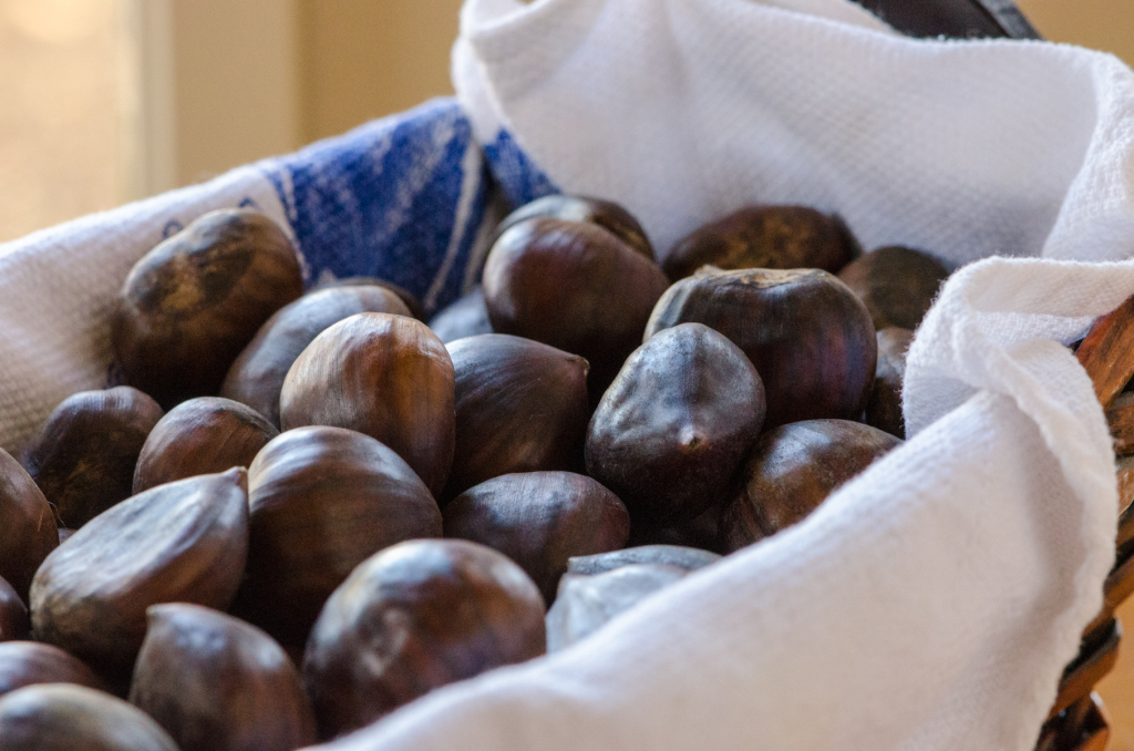 chestnuts basket private cycling tours italy