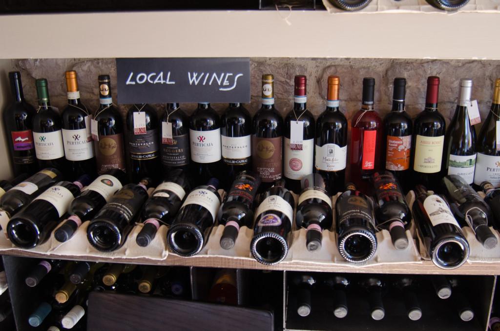 local wines bike tours umbria