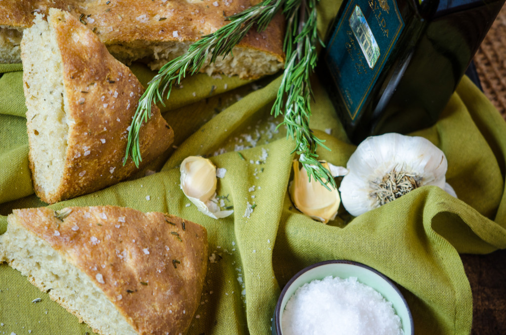 foccacia rosemary private bike tours italy