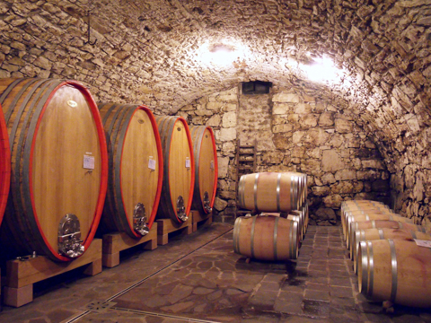 tiefenbrunner cellar walking tours italy