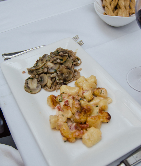 finished gnocchi guided walking tours italy